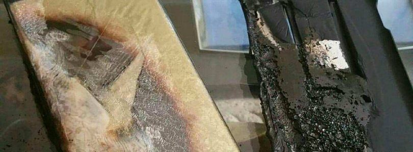 (Updated – More Failures) First US Note7 Explosion Confirms Potential Danger of North American Devices