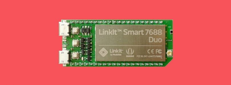 MediaTek LinkIt Smart 7688 & 7688 Duo Development Challenge
