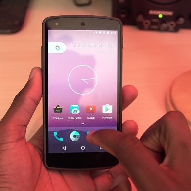 Android 7 ROM for the Nexus 5