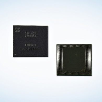 Samsung Rolls Out Industry's First 8GB LPDDR4 DRAM Package