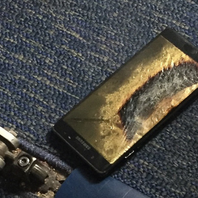 Samsung Hit With Multiple Class Action Lawsuits Over the Galaxy Note 7