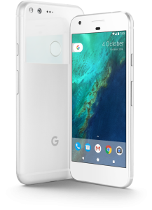 Google Pixel Press Image Vertical Very Silver