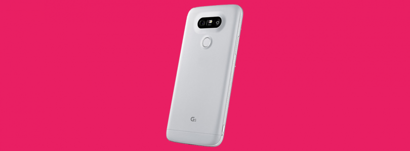 [Update: Verizon Too] T-Mobile LG G5 starts getting the Android 8.0 Oreo update