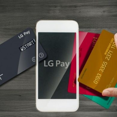 LG Looking to Incorporate MST Tech For Mobile Payments in LG G6