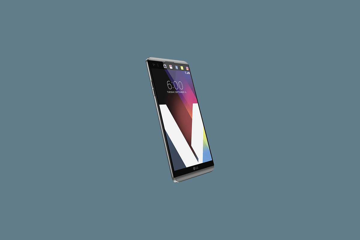 LG V20 Second Screen Receives Custom Widget Support