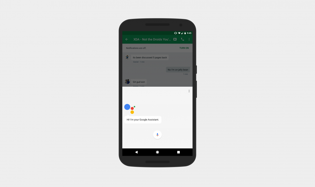 how to open google assistant in vivo