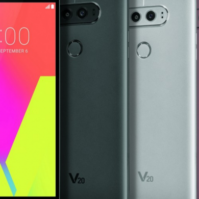Opinion: The LG V20 Offers One of the Best Year-on-Year Improvements of 2016