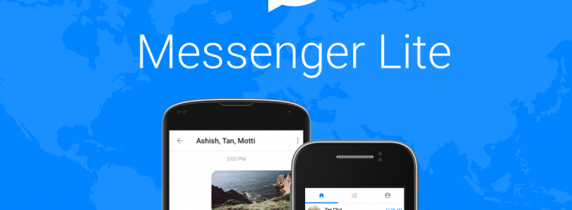 Facebook Messenger Lite Launches in More Countries – US, Canada, Ireland, UK and More
