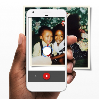 Google's PhotoScan App Updated with Auto Backup to Google Photos