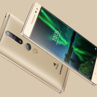 First Google Tango Phone, the Lenovo Phab 2 Pro, Now Available in the USA for $499