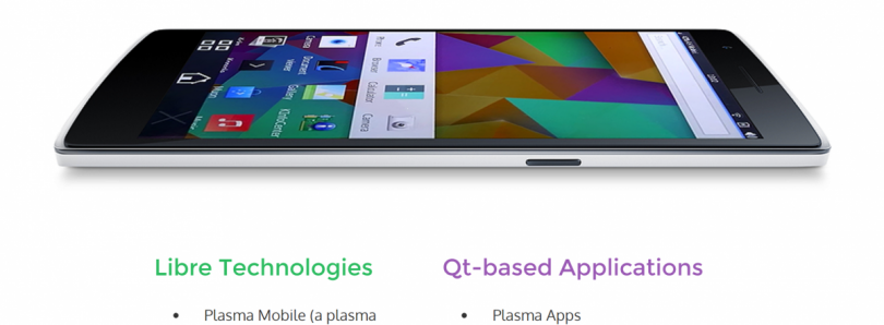 Plasma Mobile is a Fully Open-Source Smartphone OS from KDE e.V.