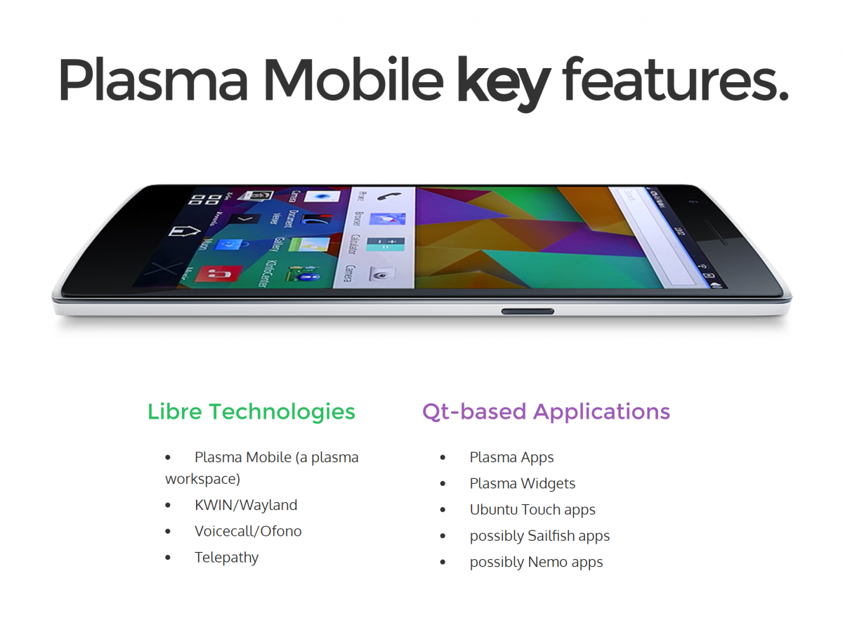 Plasma Mobile is a Fully Open-Source Smartphone OS from KDE e V