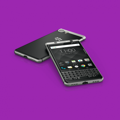 BlackBerry KEYone now available for Purchase in the U.S. and Canada