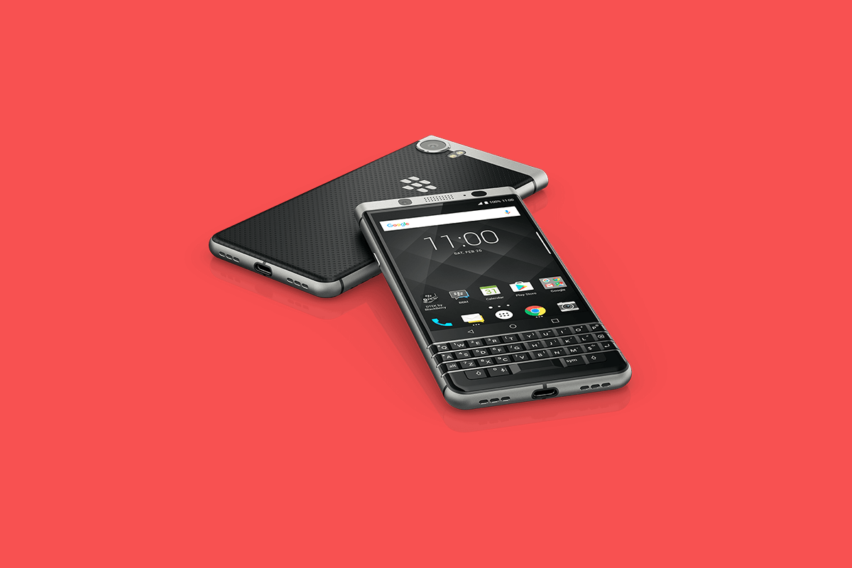 Opinion: The BlackBerry KEYOne Is Not For You or Me, and