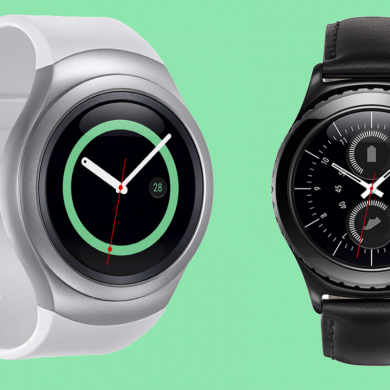 New Gear S2 Update Announced, Includes Some Gear S3 Features