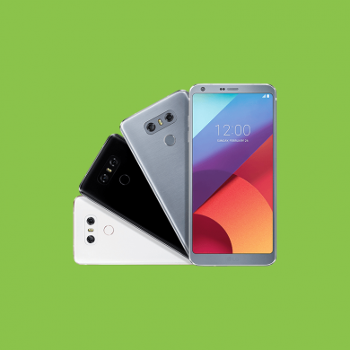 LG to Launch 'LG Pay' with the LG G6 in June