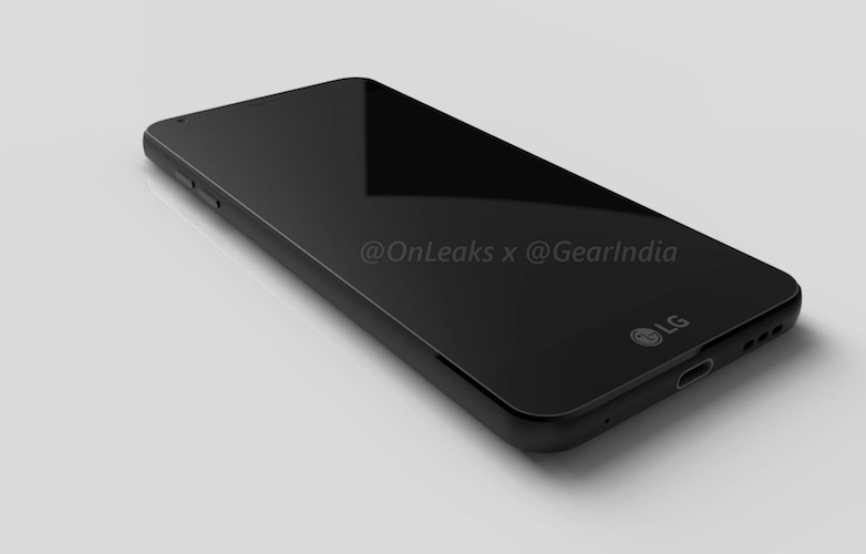 Expected renders of upcoming LG G6