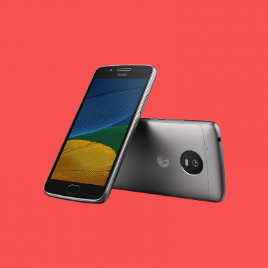 Motorola Moto G5 Android Oreo update now rolling out in India
