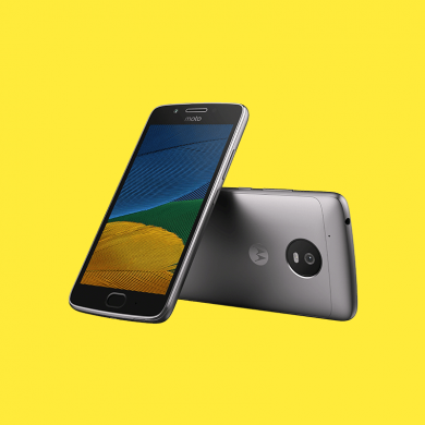 Android Oreo rolls out for the Moto G5 in Mexico and Moto G5 Plus in India/Brazil