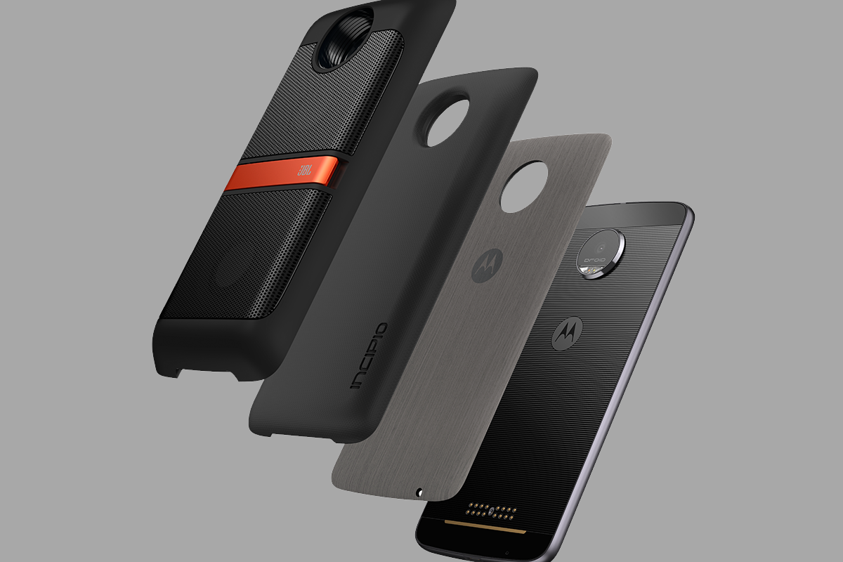Moto Mods to be Supported for Three Generations