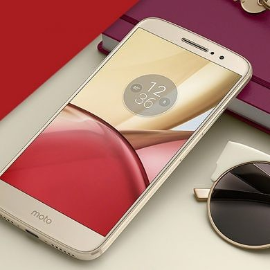 Motorola Launches the Moto M in India for Rs. 15,999 (~$240)