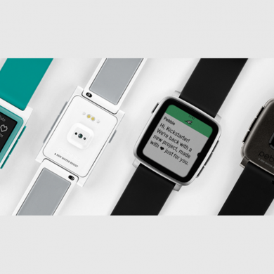 Fitbit Reportedly Buying Pebble For $40 Million