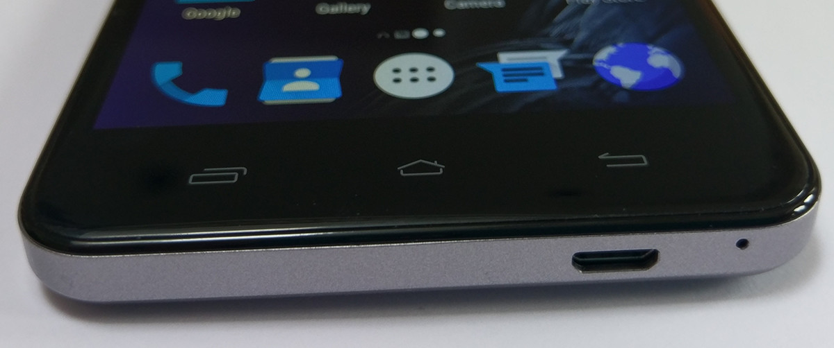 Ulefone Metal Buttons Short