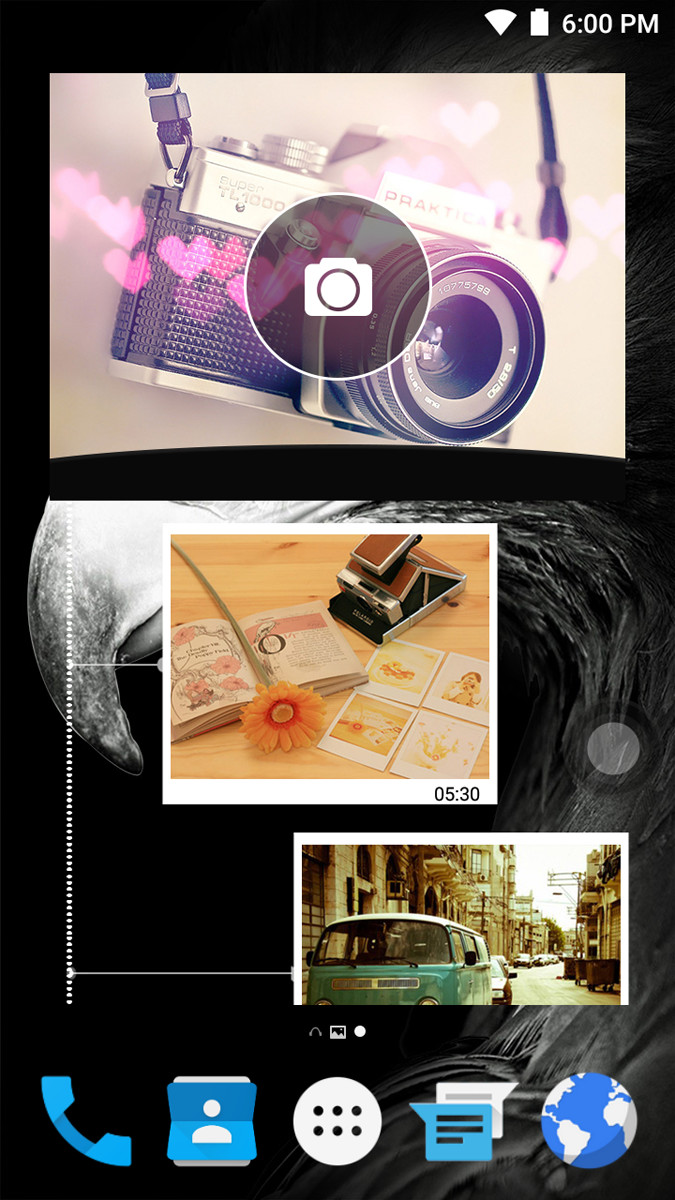 Ulefone Metal Picture Page