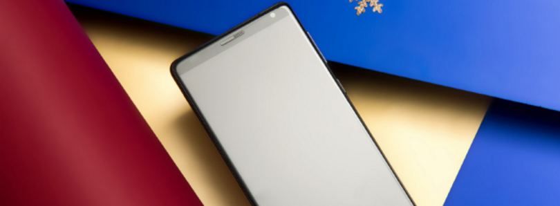 ZUK Officially Launches the ZUK Edge, with a 86.4% Screen-to-Body Ratio