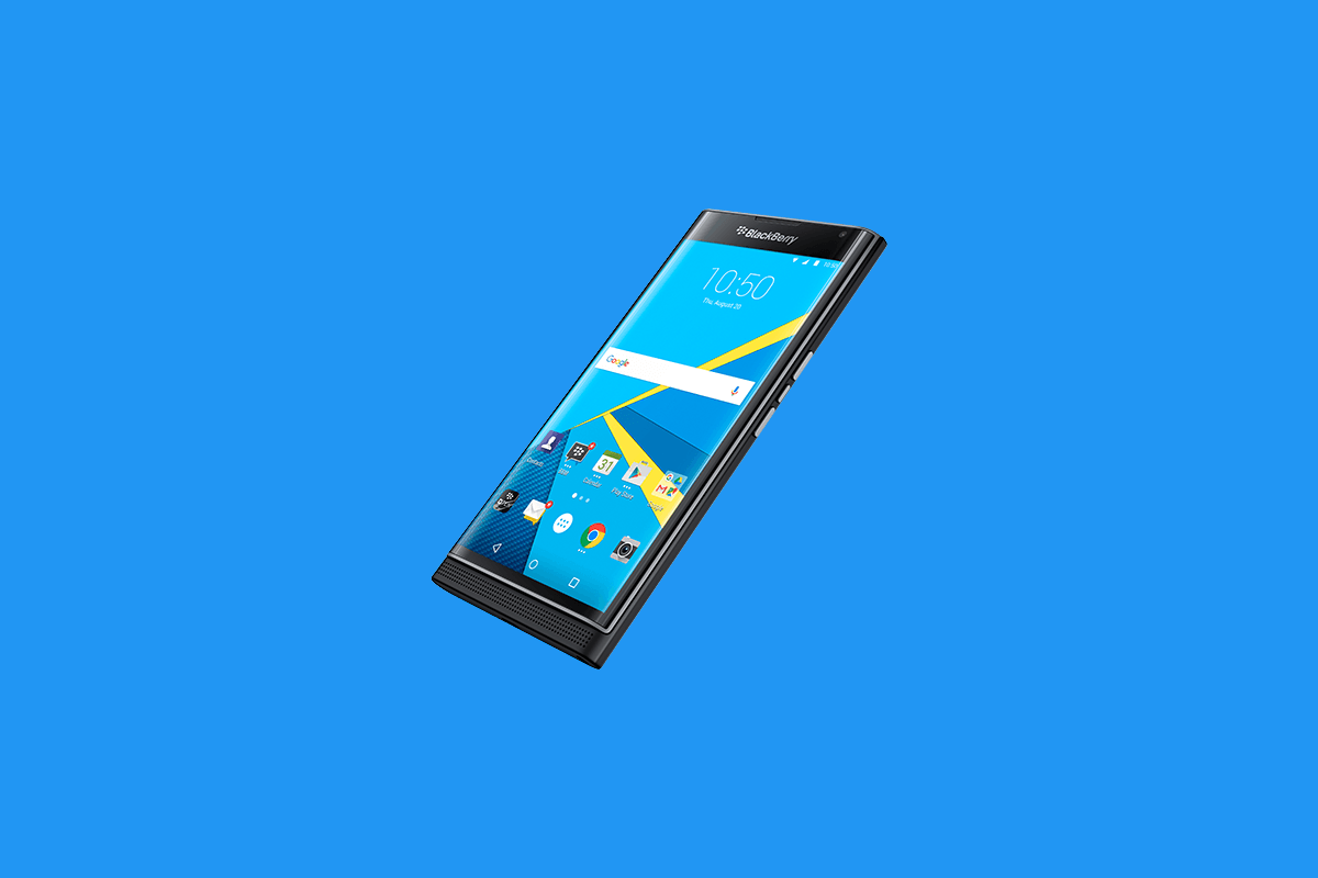 BlackBerry Exec: The Priv Will Not be Updated to Android Nougat