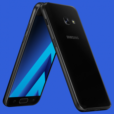 Samsung Introduces Galaxy A-series 2017 with IP68 Rating and USB Type-C