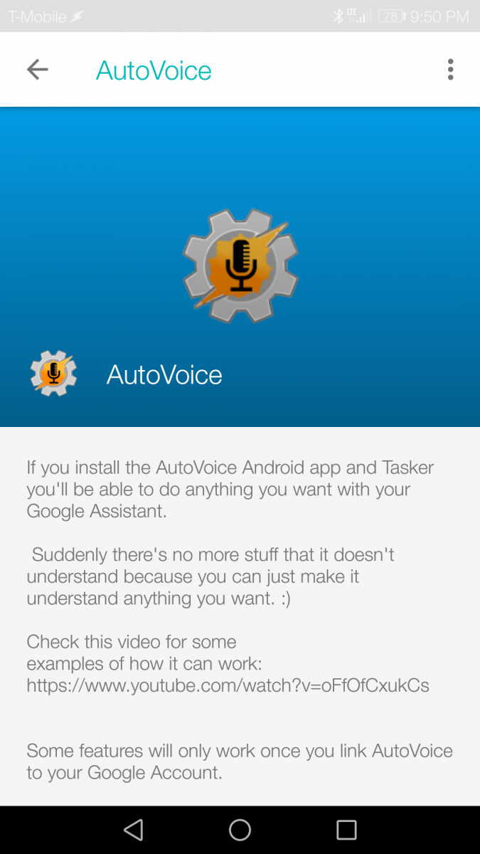 AutoVoice Integration Finally makes its way to Google Home
