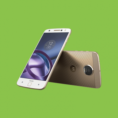 Get the Latest Moto Display APK from the Moto X4 on your Moto Z