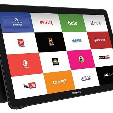 A successor to the 18-inch Samsung Galaxy View may come to AT&T