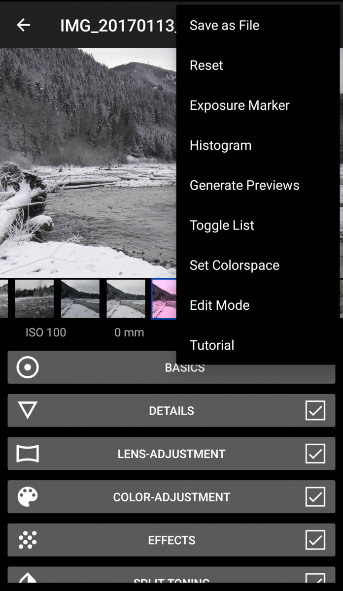 A Guide to Editing RAW Photography for Your Smartphone Pictures