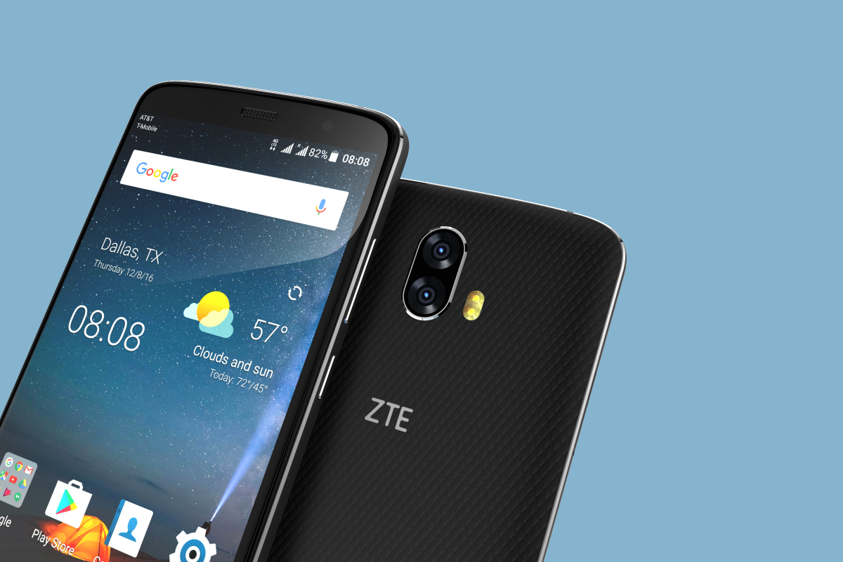 ZTE Unveils Blade V8 Pro and Project CSX Winner 'Hawkeye' at