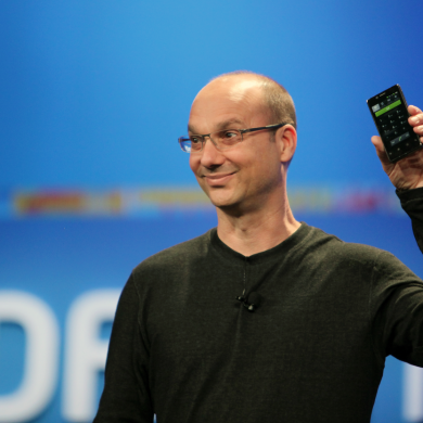 Andy Rubin Returns From Leave of Absence at Essential