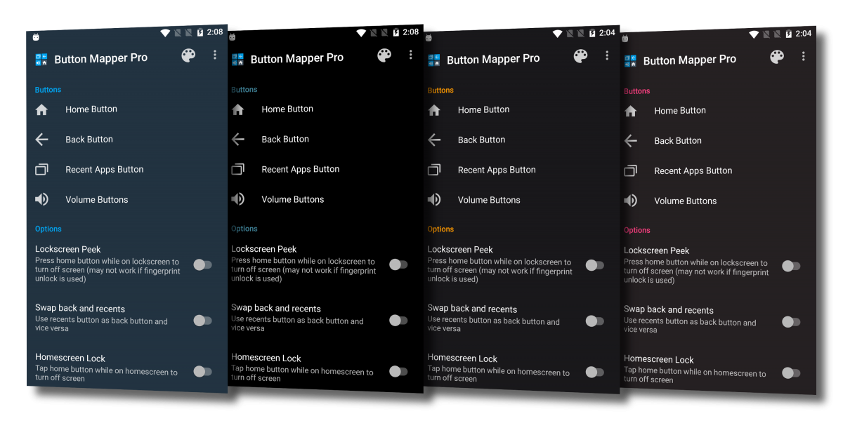 XDA Spotlight: Button Mapper, an App to Remap your Phone's