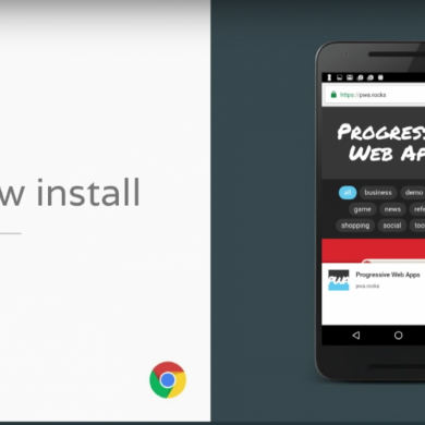 Deeply Integrated Progressive Web Apps (WebAPKs) are Live for Chrome on Android