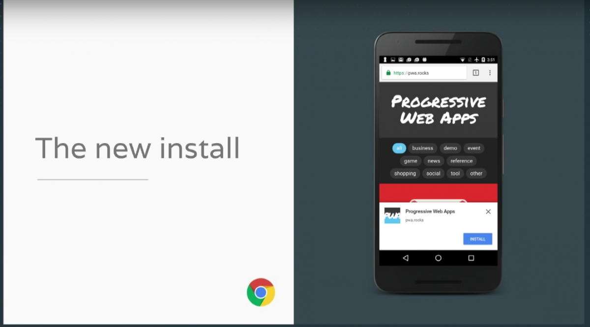 Deeply Integrated Progressive Web Apps (WebAPKs) are Live ...