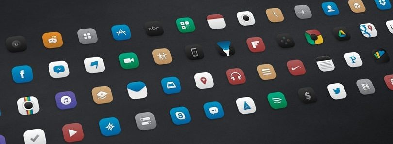 Five Icon Packs You Can't Find on the Play Store