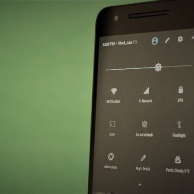 How to Add Third-Party Quick Setting Tiles in Nougat