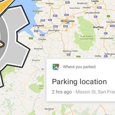 How to Save your Parking Spot with Tasker