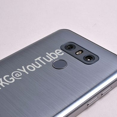 Leaked LG G6 Images Show Off the Device From Multiple Angles