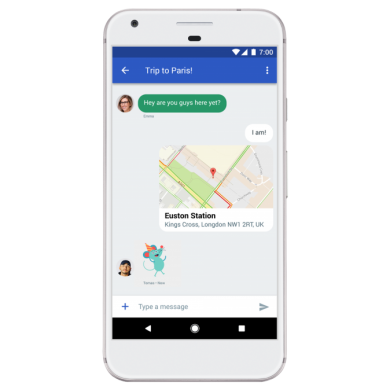 Smart Reply in Android Messages Rolling Out to Project Fi Users