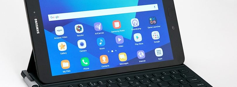 Android Pie with One UI rolls out for the Samsung Galaxy Tab S3 and Tab A (2017)