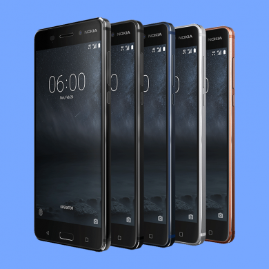 Early Android Pie beta update for the Nokia 6 leaks online