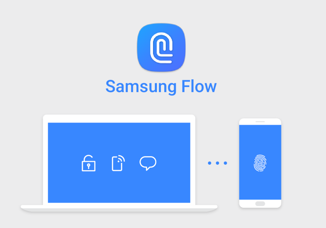 Samsung Flow ported for non-Samsung devices, not everything