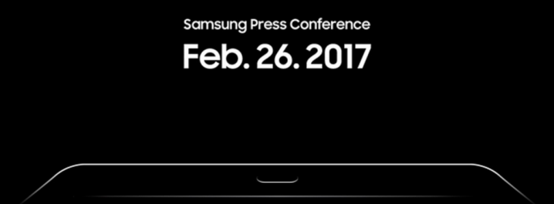 Samsung Sends Press Invites for their MWC 2017 Launch Event