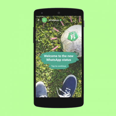 """WhatsApp Begins Rolling Out Snapchat-like Photo and Video """"Status"""""""